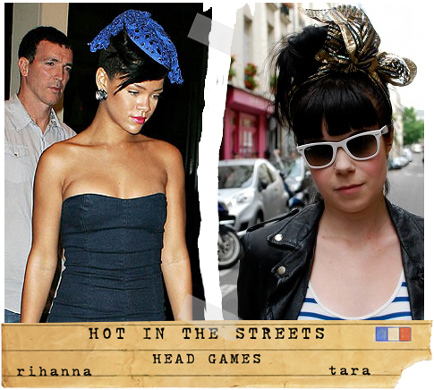 Rihanna Head Band - Hot in The Streets - Swagger Paris