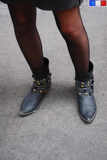 Chloe Stud Shoes