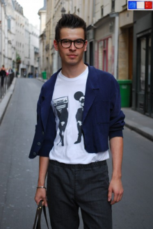 Take Notes on Style - Mathias