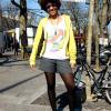 Azanie Bastille Swagger Paris