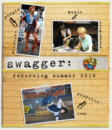 Swagger: New York Launch - June 28th