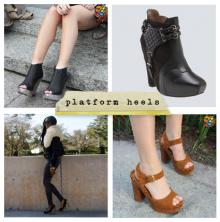 Summer Must-Have: Platform Heels