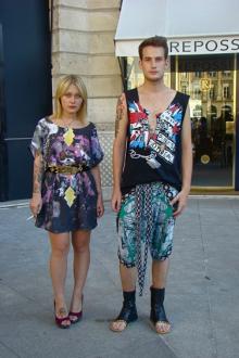 Punk Chic-dom - Genevois and Reghem